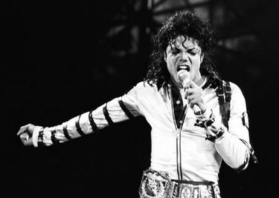 Michael Jackson is the best :D <3