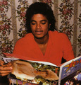 Michael , love you - michael-jackson photo