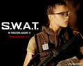 Michelle Rodriguez in S.W.A.T. Wallpaper - michelle-rodriguez wallpaper