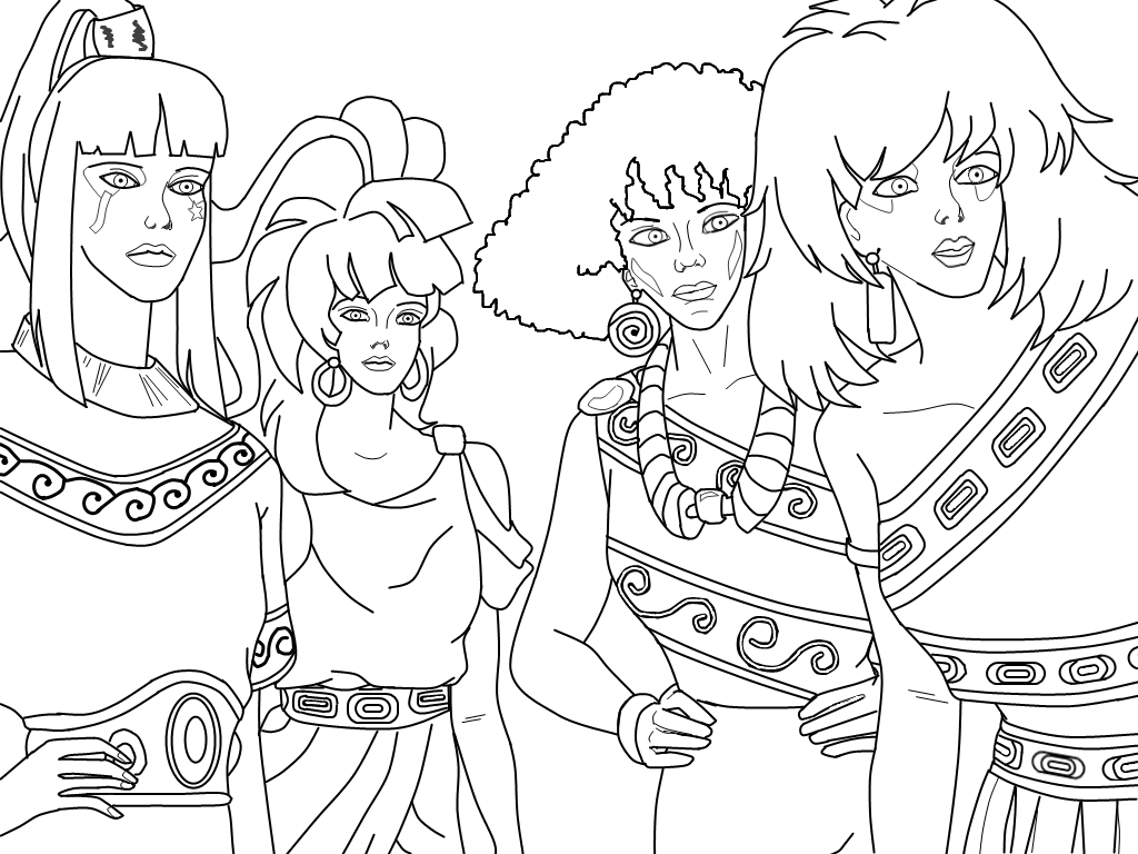 jem coloring pages | Jem and the Holograms Images | Icons, Wallpapers and ...