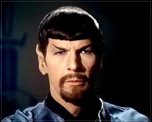 Mirror Spock