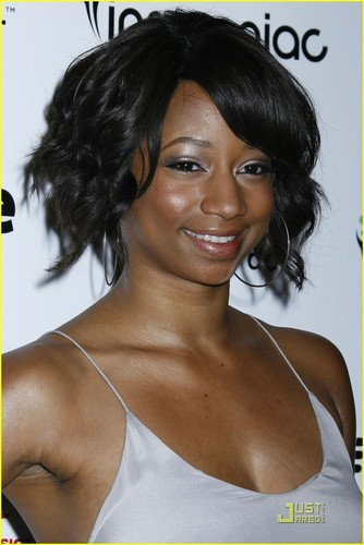 Monique @ 2010 Data Awards