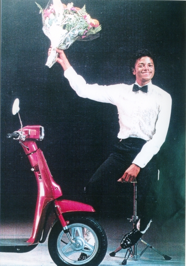 और MJ चित्रो