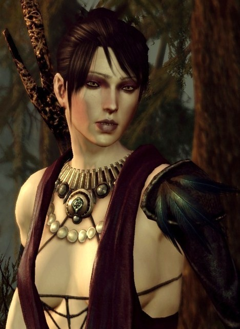 Morrigan - Dragon Age: Origins 468x642