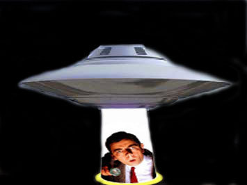 Mr. boon achtergrond titled Mr. boon UFO