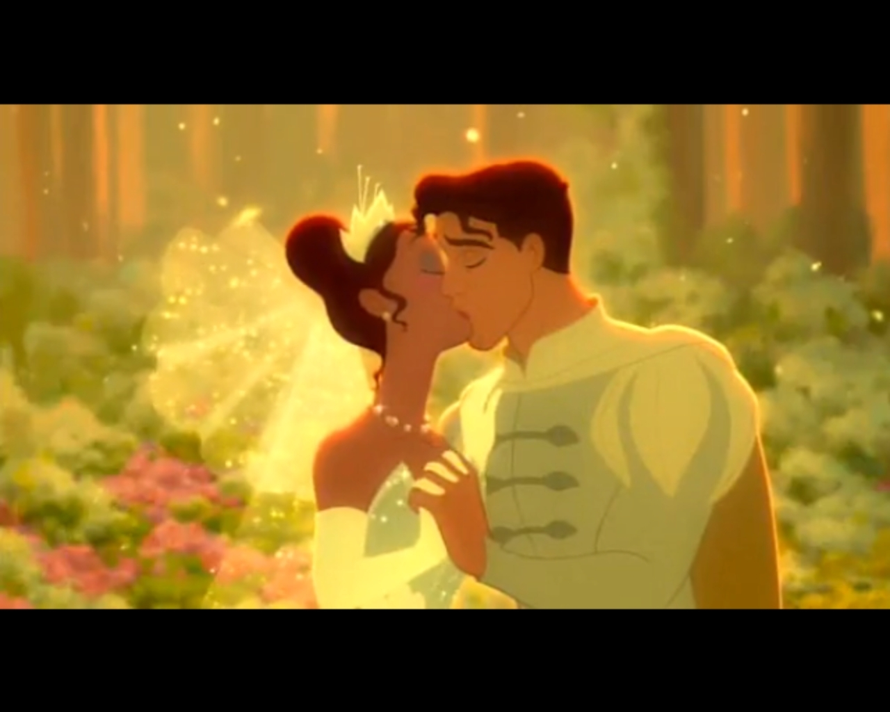 Tiana and Naveen | The Cute Disney Couples | Pinterest