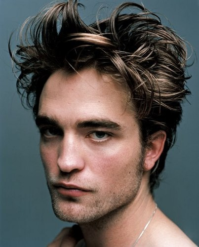 Outtake of Rob from Rolling Stone / Dossier