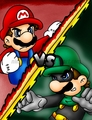 Paper Mario Villians - nintendo-villains photo