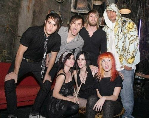 Paramore and The Veronicas