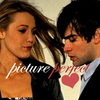Serena and Nate photo titled Picture Perfect