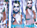 Pretty Britney Beads wolpeyper