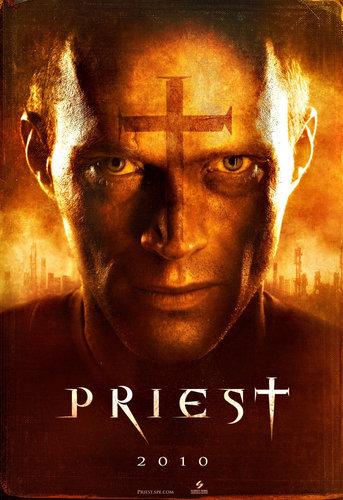 Priest teaser poster