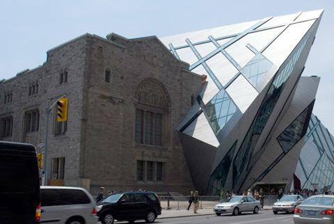 Architecture Hintergrund entitled ROM