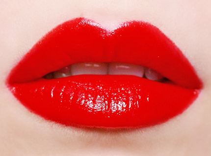 Lips wallpaper titled Red Lips