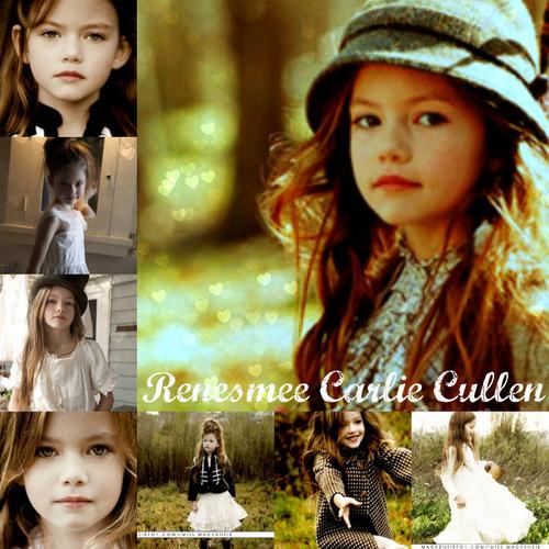 Renesmée Carlie Cullen