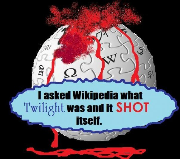 Requiem for Wikipedia :(