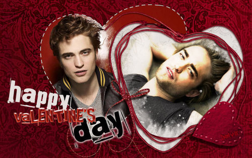 Robert Pattinson - Happy Valentines ngày <3