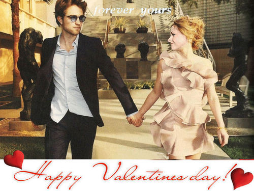 Robert and Kristen - Happy Valentine's jour