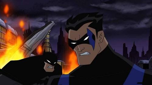 Robin/bat