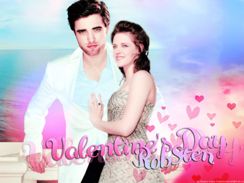Robsten - Happy Valentine's siku