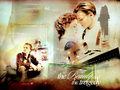 Rose and Jack wallpaper - titanic wallpaper