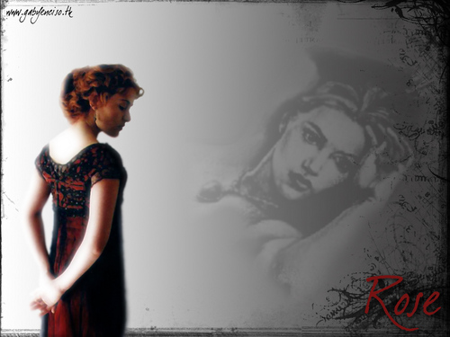 Titanic wallpaper entitled Rose wallpaper