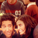 Ross and Monica