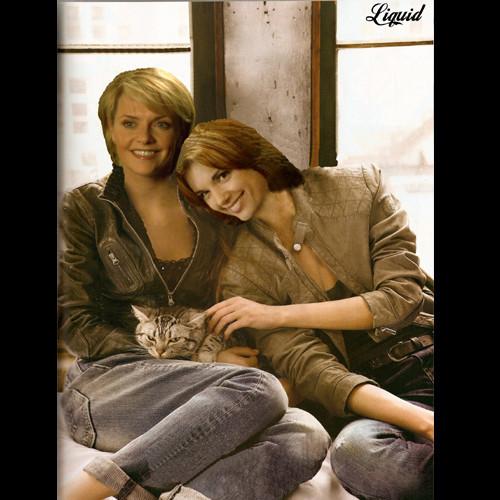 SAM & JANET SG1 FEMSLASH 2