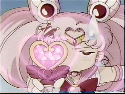 Sailor Mini moon (Rini) wallpaper called Sailor chibi Moon (Rini)