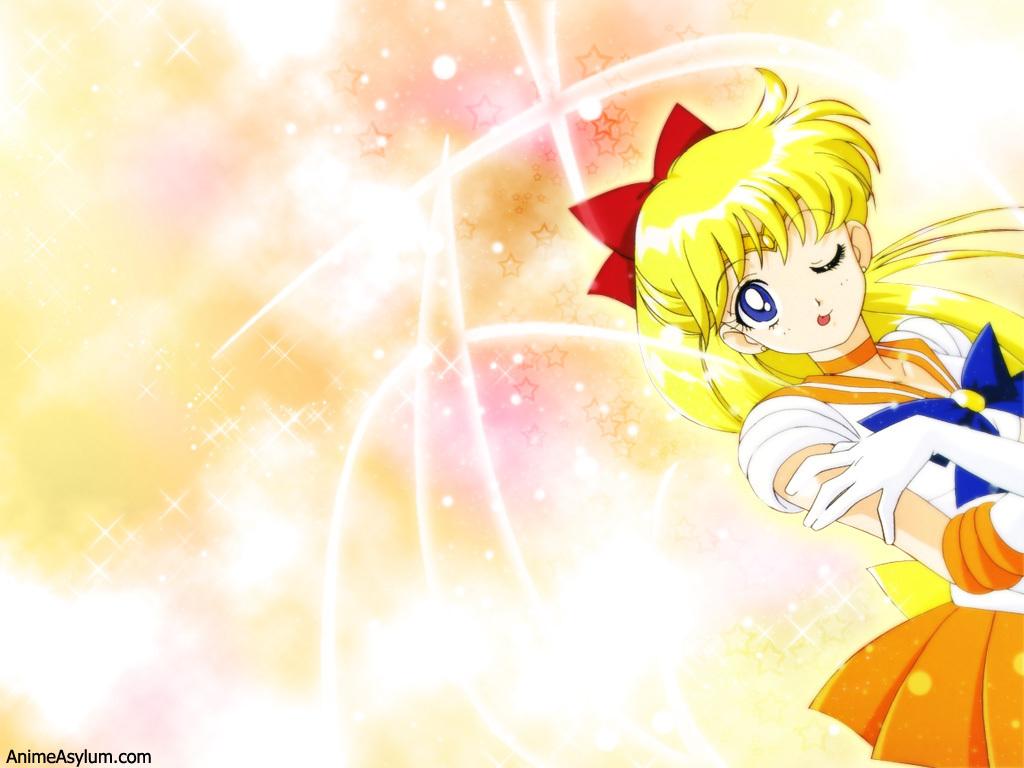 Sailor Venus Wallpaper