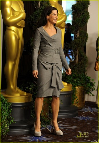 Sandra @ Oscar Nominee Luncheon