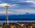 Seattle's Beautiful Nights