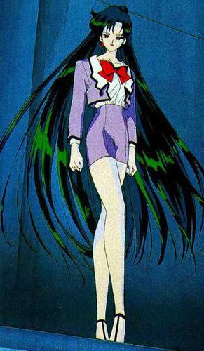 Setsuna Meioh/ Sailor Pluto