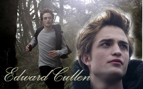 Edward Cullen wallpaper titled Simply Edward