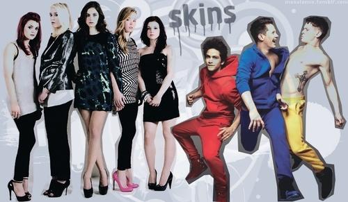 Skins<3