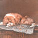 Sleepy head - dogs icon