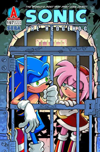 Sonamy Recolor From Sonsally Comic 2