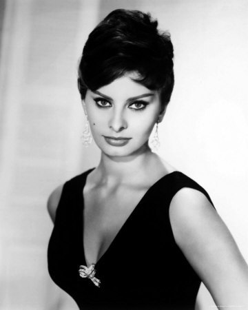 Sophia Loren - classic-movies Photo
