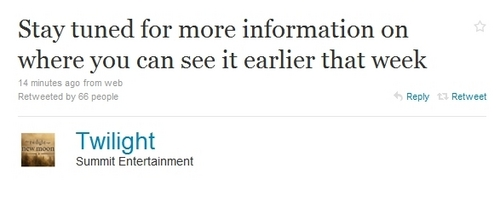 Summits Twilight Twitter tweeted this a few minutos hace