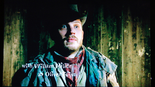 TOM AS BILL SYKES - tom-hardy Photo