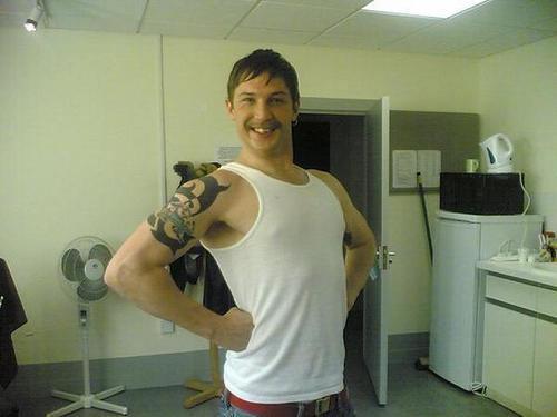 TOM HARDY - tom-hardy Photo