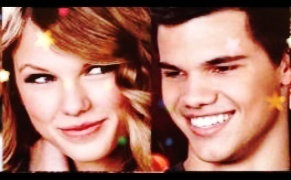 Taylor Lautner and Taylor Swift wallpaper titled Tay  & Tay