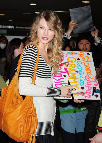 Taylor Swift Japan photo