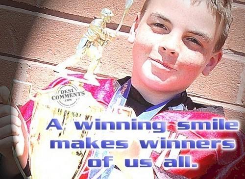 Team Smile always Wins