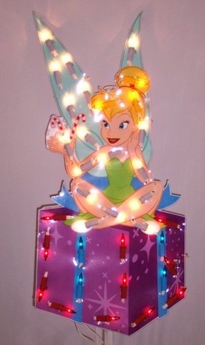 Tinkerbell In Lights
