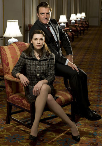 The Good Wife - Alicia & Peter Florrick