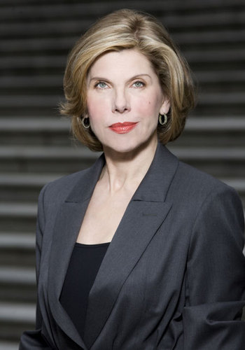 The Good Wife - Diane Lockhart