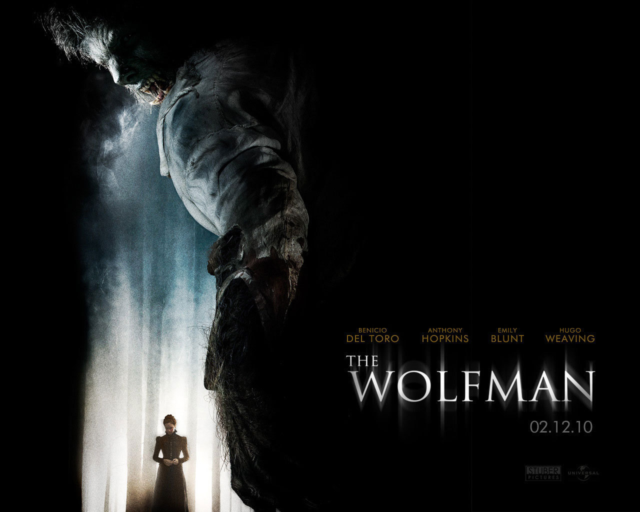 The Wolfman (2010) - The Wolfman (2010) Wallpaper ...
