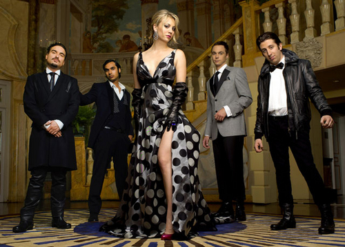 The Big Bang Theory wallpaper called The big bang theory cast