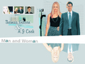 Thomas Gibson / AJ Cook - thomas-gibson wallpaper